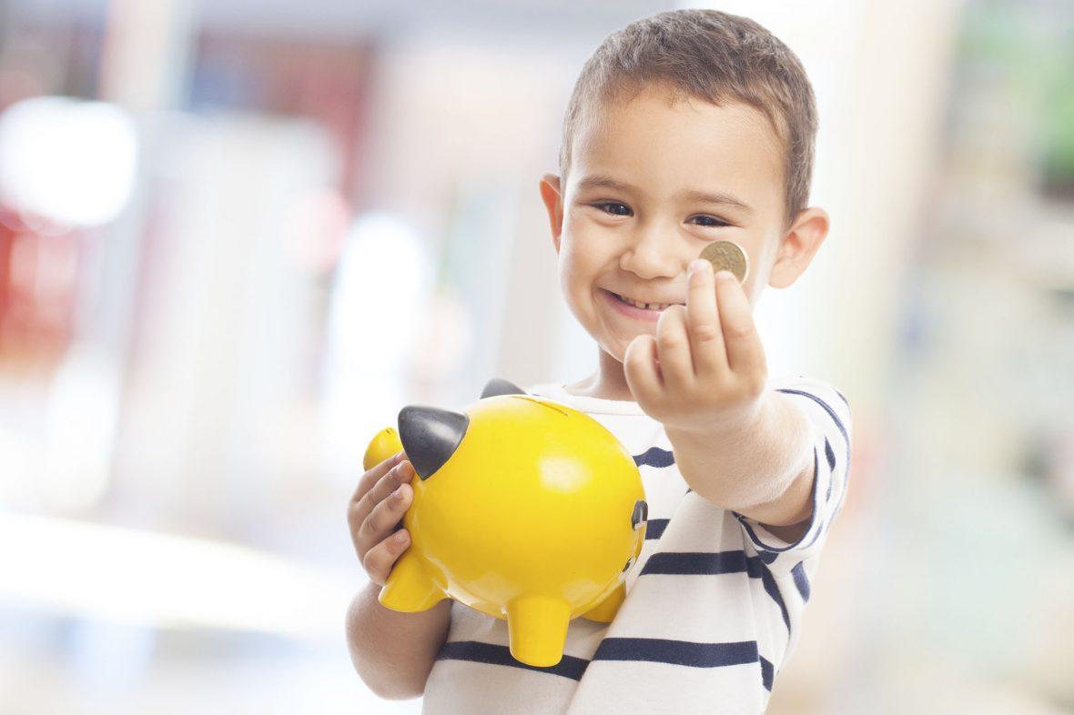 Educação Financeira também é coisa de criança!